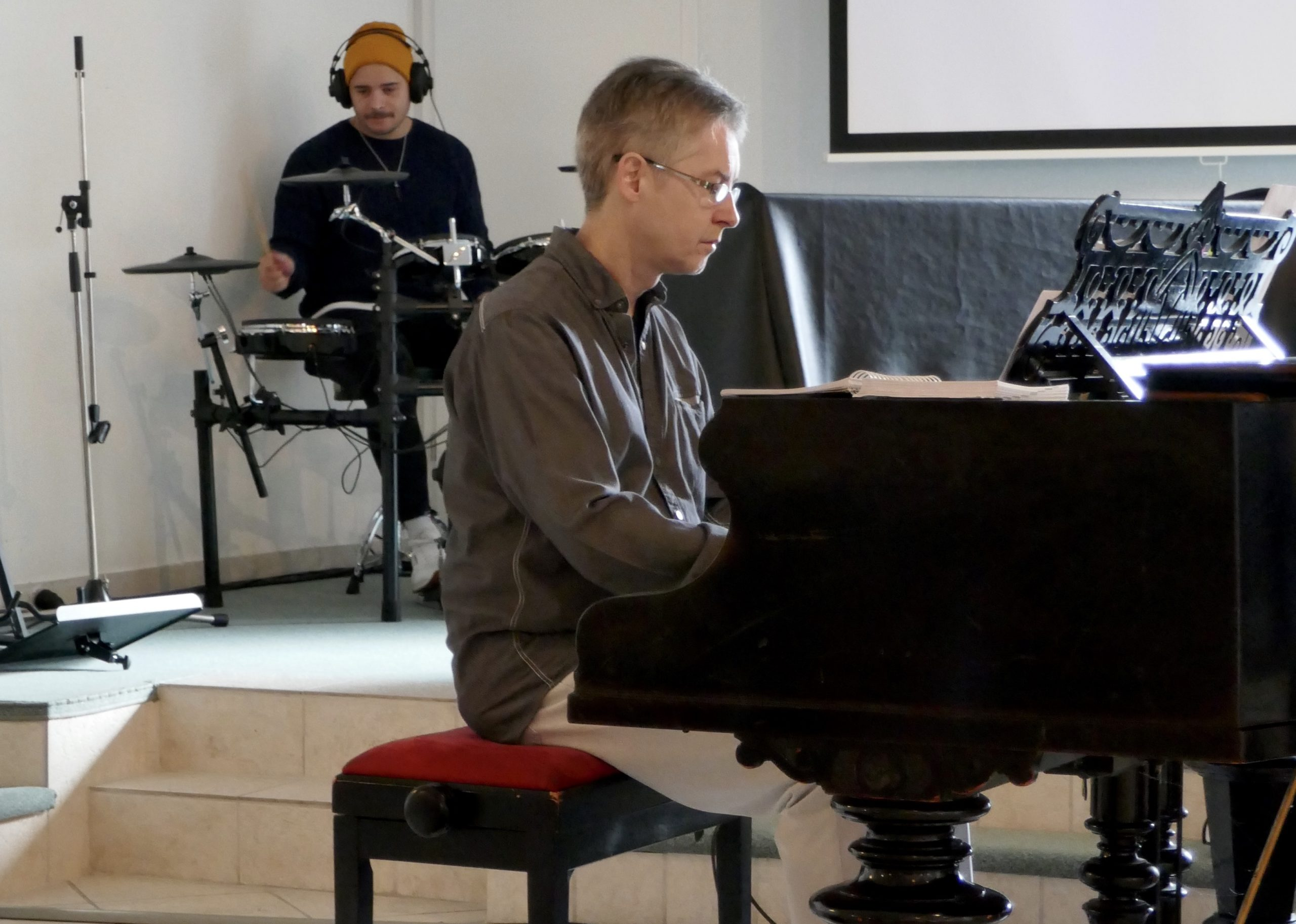 Wieder mehr Live-Musik im Gottesdienst