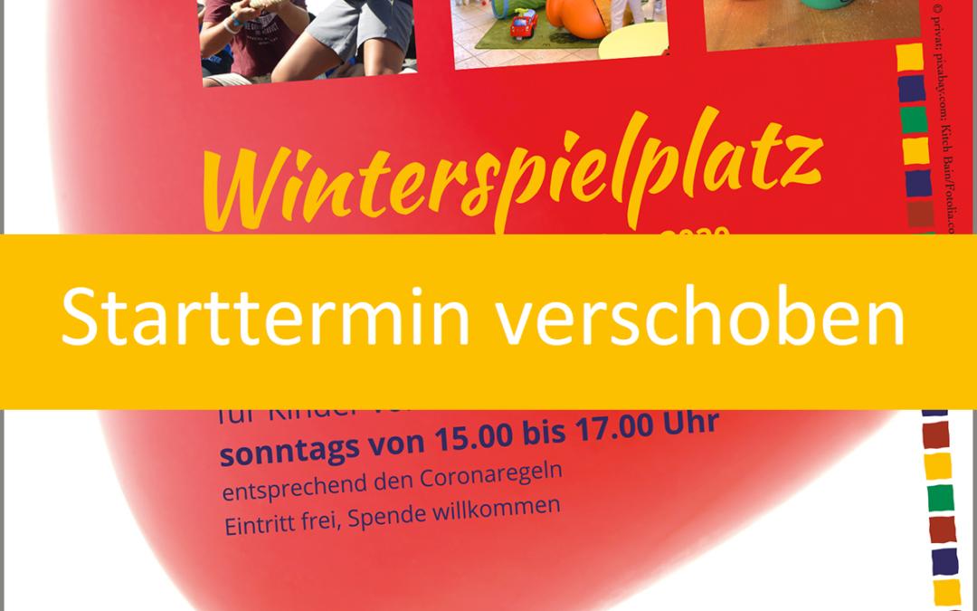 Winterspielplatz 2020