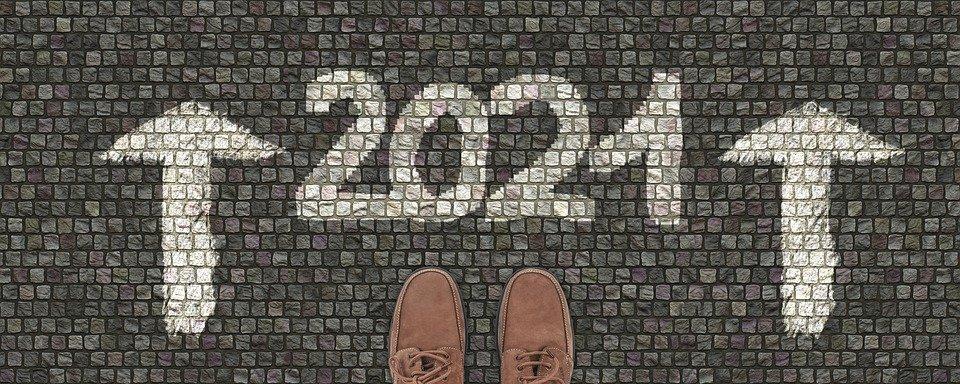Segenswunsch zum neuen Jahr 2021