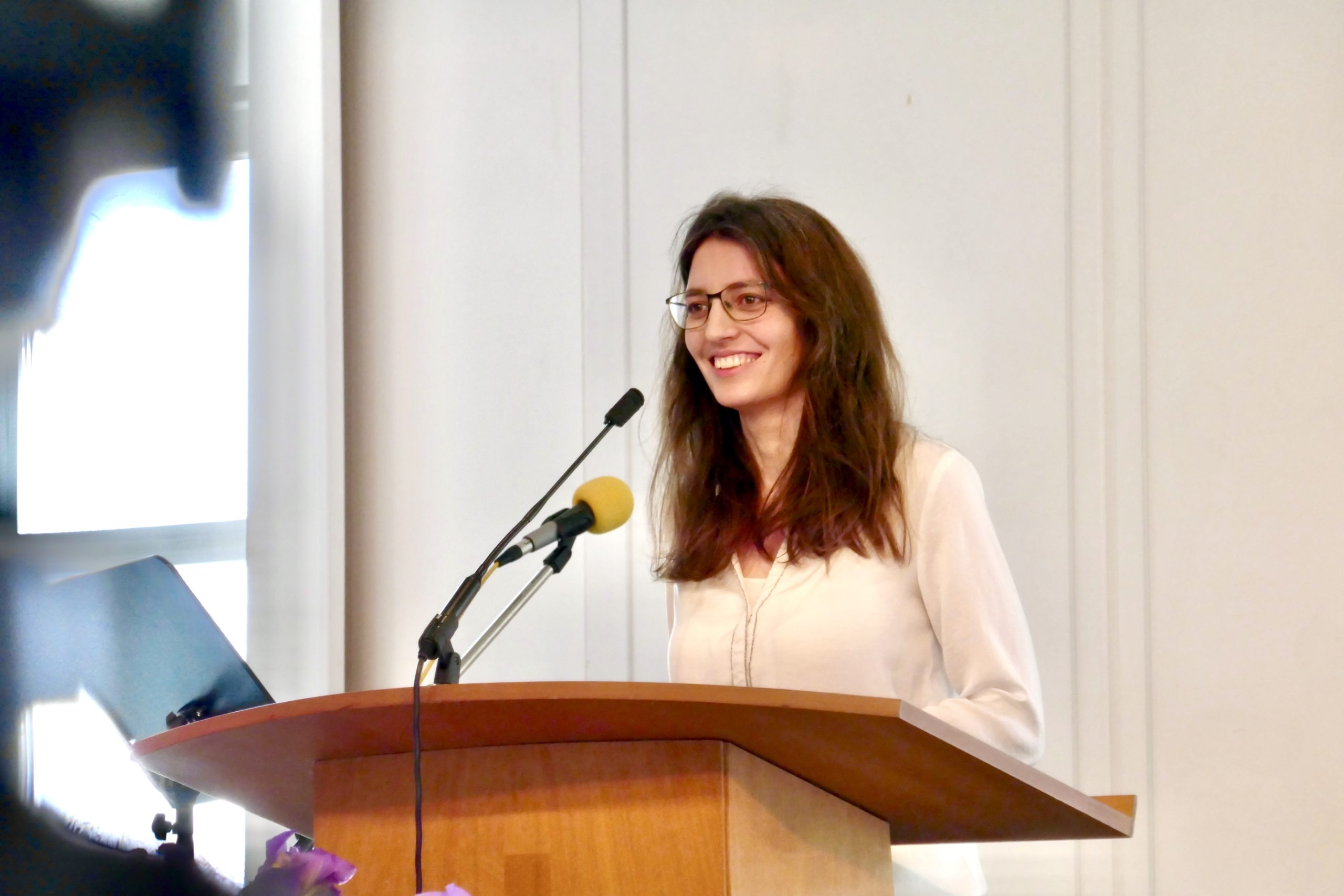 Glaube in Aktion: Sarah Antoniadis